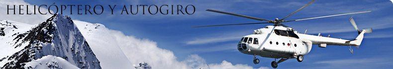 Helicóptero & autogiro