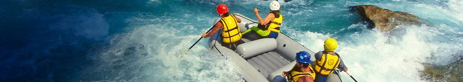Kayak, Rafting & Canoas