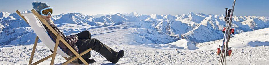 Ski, snow & raquetas de nieve