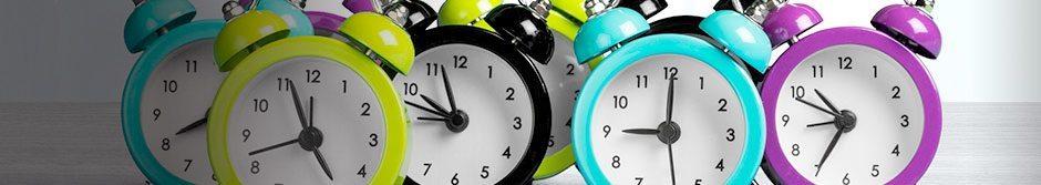 Relojes & despertadores