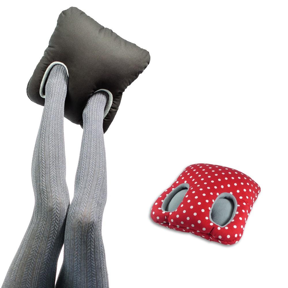 Resultado de imagen de cojin-manta para que no se enfrien los pies