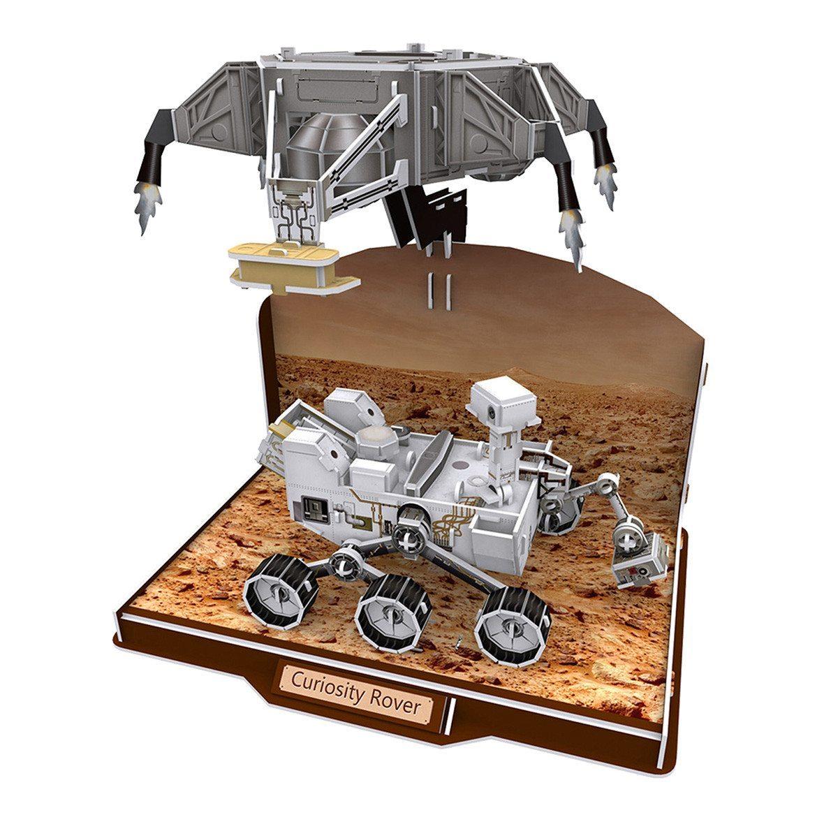 3D Space-Puzzle