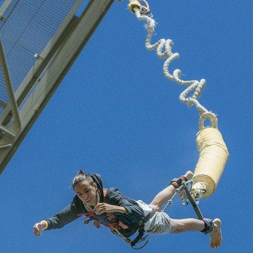 Bungee Jumping Salto Tándem en Lloret de Mar - Barcelona
