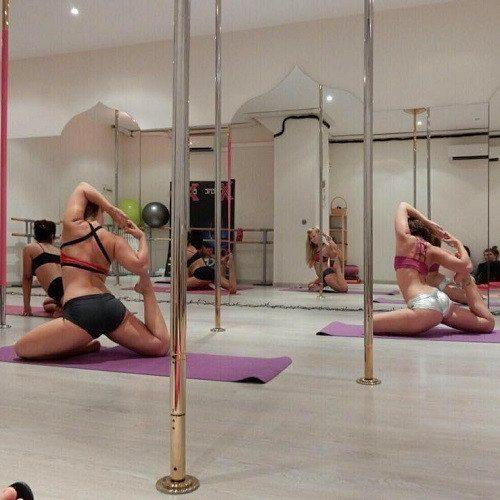 Clases de Pole Dance Fitness - Málaga