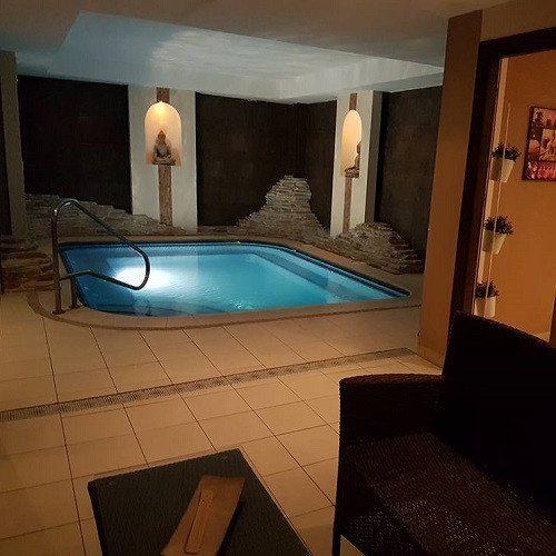 Acceso a Spa: Jacuzzi y Sauna Finlandesa - Alicante