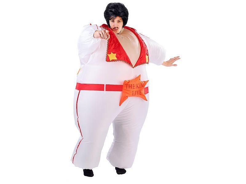 """Aufblasbares Kostüm """"Elvis"""""""