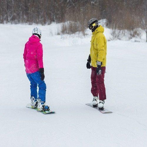 Aventura Snow: clase gurpal - Madrid