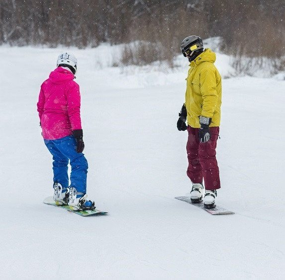 Aventura Snow parejas en Sierra Nevada - Granada