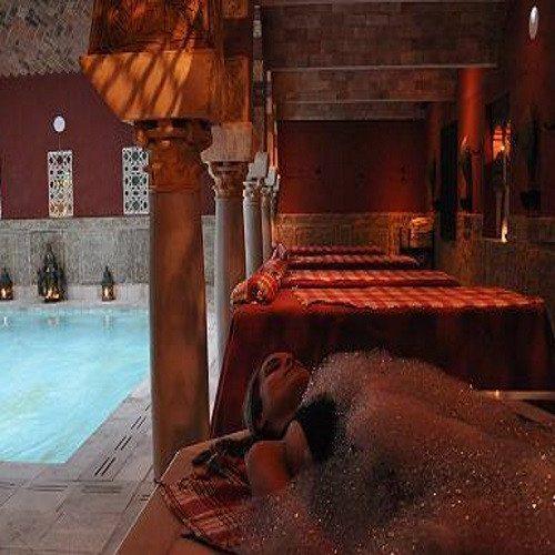 Baño Árabe relajante en pareja - Córdoba