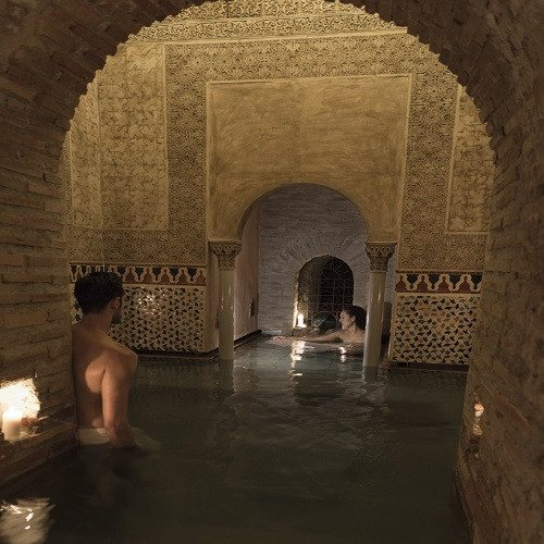 Baño Árabe relajante en pareja - Granada
