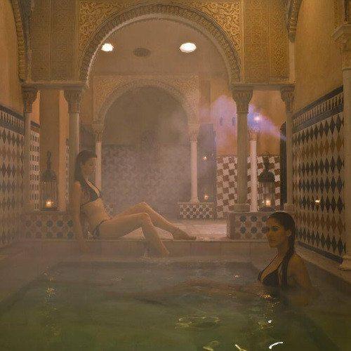 Baño Árabe relajante en pareja - Málaga