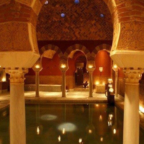 Baño Árabe y Doble Masaje Relajante - Madrid