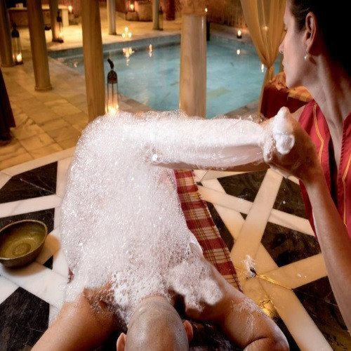 Baño Árabe y Doble Masaje Relajante - Málaga