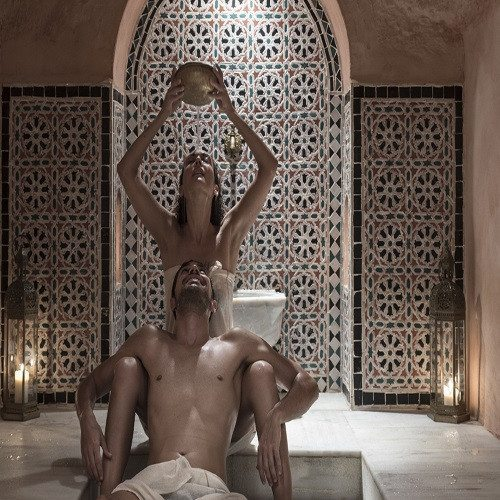 Baño Árabe y Kessa tradicional - Granada