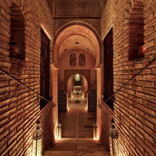 Baño Árabe y Masaje relajante - Granada