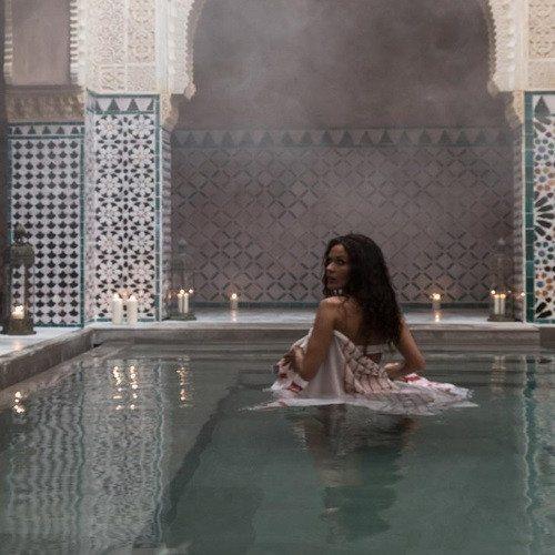 Baño Árabe y Masaje Relajante - Madrid
