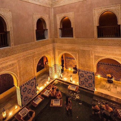 Baño Árabe y Ritual Al Ándalus - Córdoba