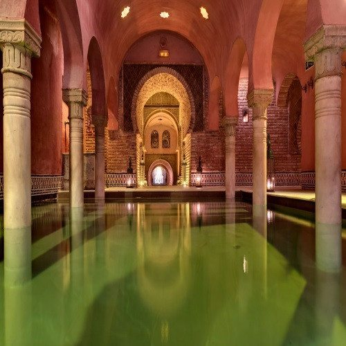 Baño Árabe y Ritual Al Ándalus - Granada