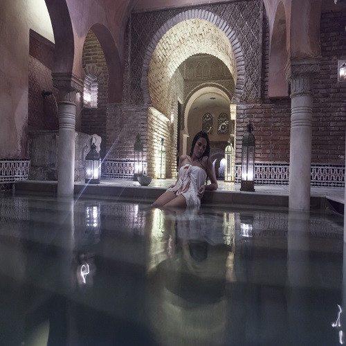 Baño Árabe y Ritual ilbira - Granada