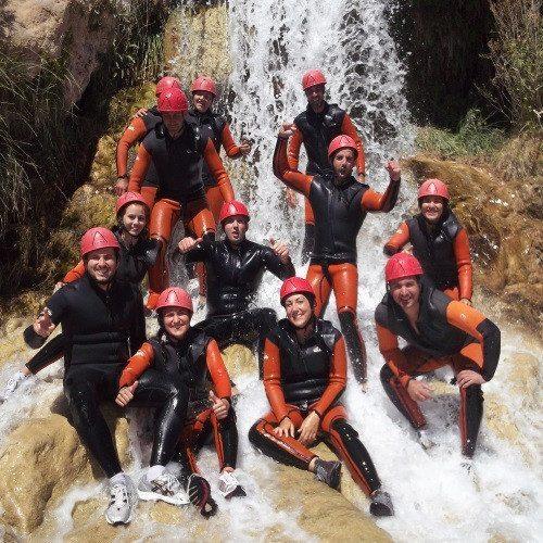 Barranco Acuático Rio Cabriel - Albacete