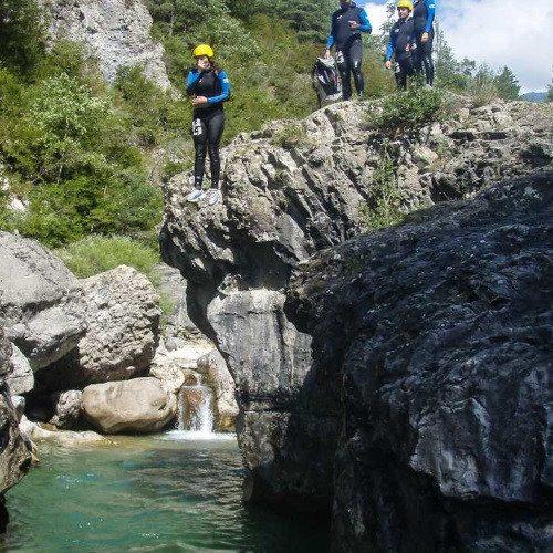 Barranquismo en los Pirineos - Huesca