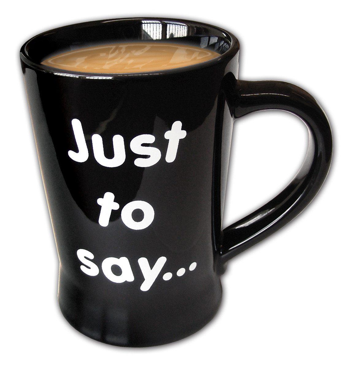 Besprechbarer Kaffebecher
