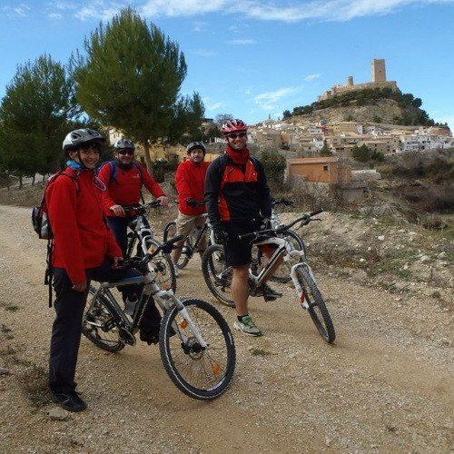 Bicicleta de Montaña - Alicante