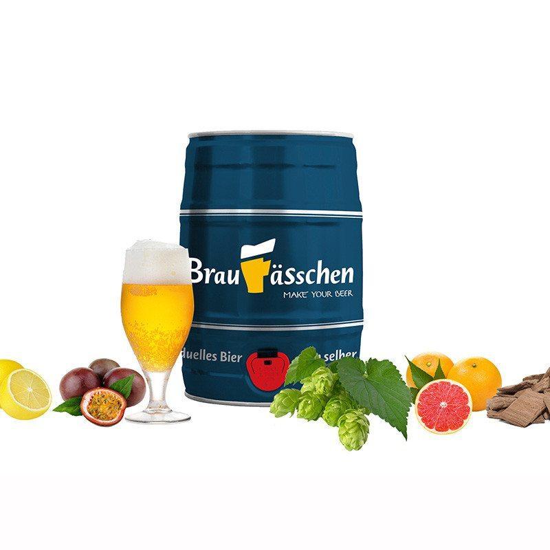 Bier selber brauen - Experimentier-Set