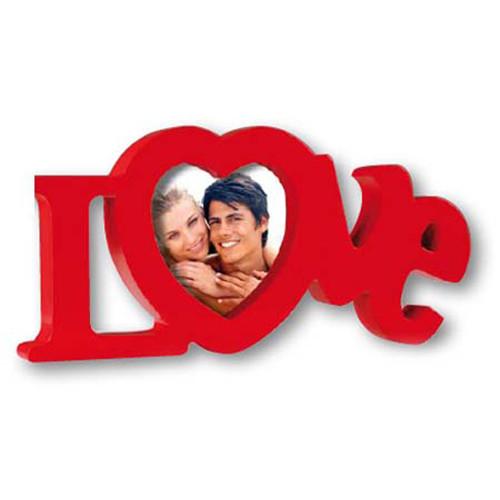 """Bilderrahmen """"Love"""""""