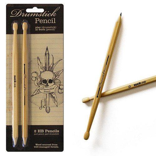 Bleistift-Drumsticks für Musiker