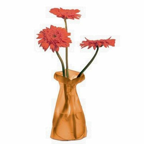 Blumenvase Le Sack Orange