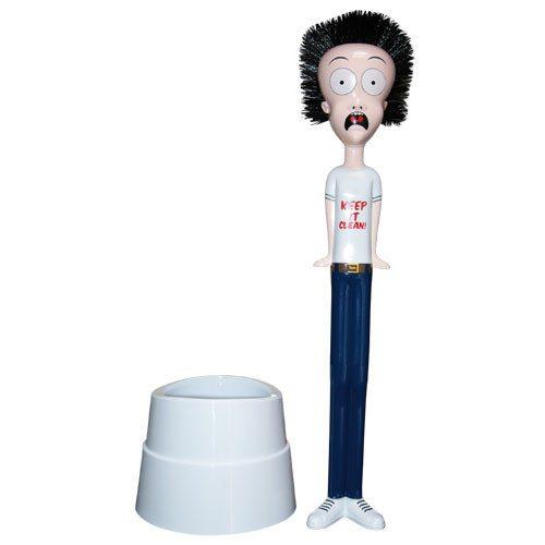 Bob die Klobürste - Die Toilettenbürste mit Persönlichkeit