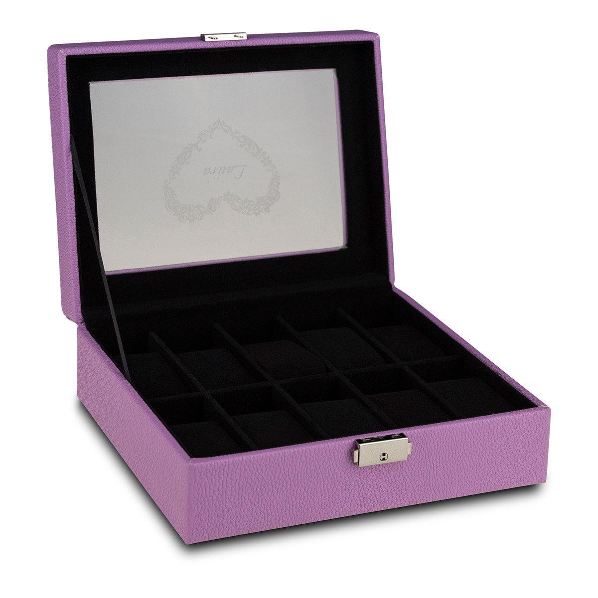 Boîte à montres personnalisée