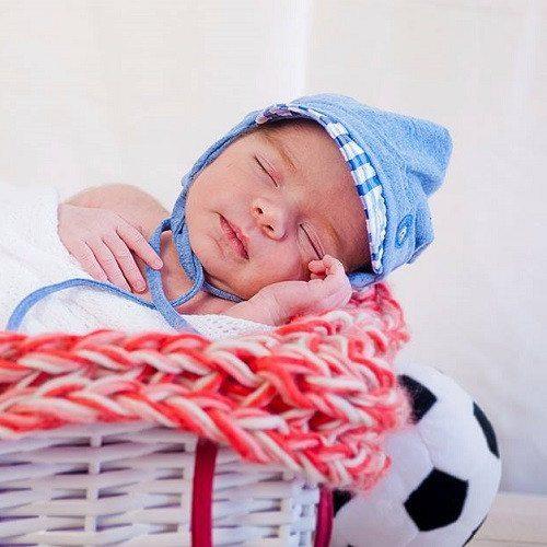 Book de fotos con tu recién nacido en estudio - Barcelona