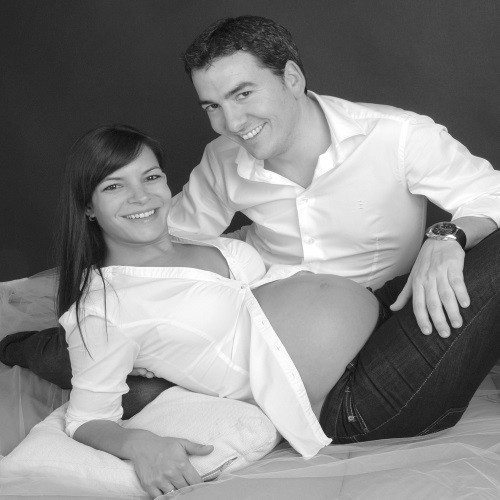 Book de fotos Embarazo - Burgos