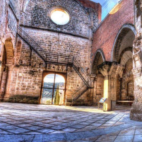 Book de fotos en Monasterio Monsalud - Madrid