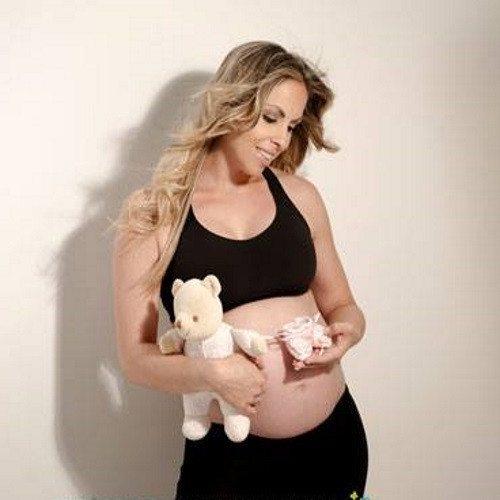 Book de fotos para embarazadas - Madrid
