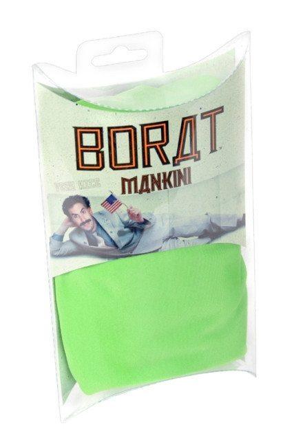 Borat's Mankini in Verpackung