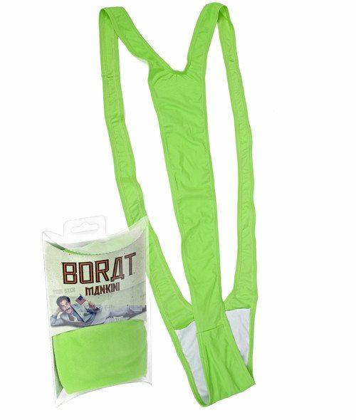 Borat's Mankini mit Verpackung