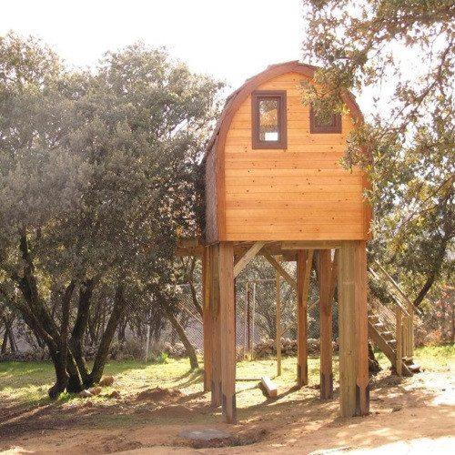 Cabaña en los Árboles - Madrid