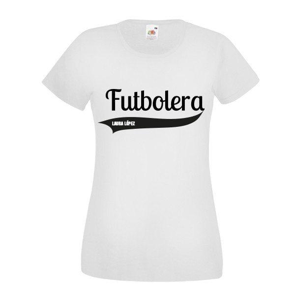 Camiseta con nombre - Para fans del fútbol