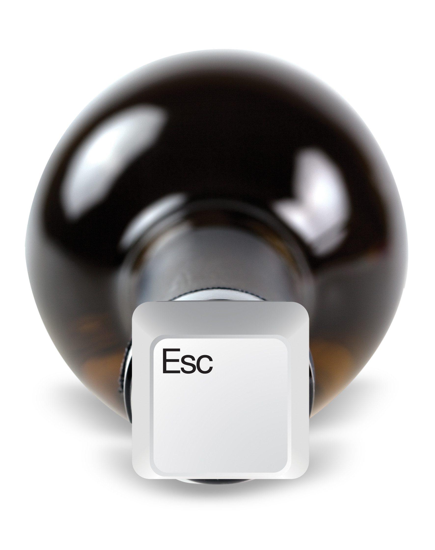 Caps Lock Flaschenverschluss 3-er Set