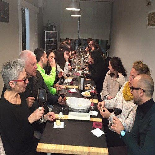 Cata de 3 vinos con cena maridaje - Valencia