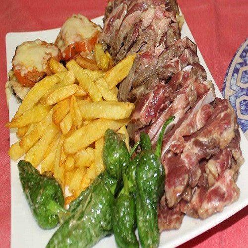 Cena especial para dos- Madrid