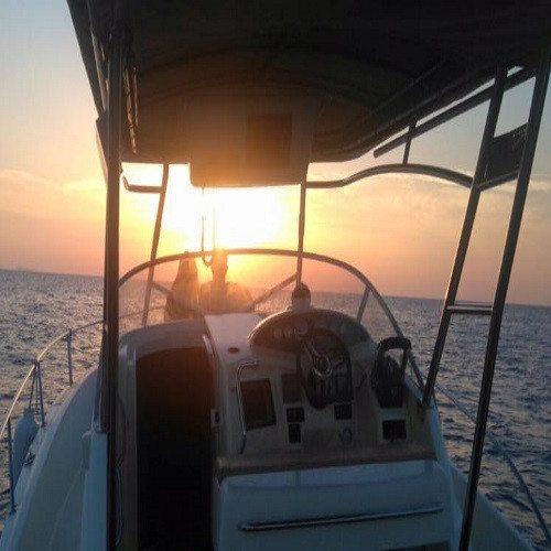 Charter Puesta de Sol - Menorca
