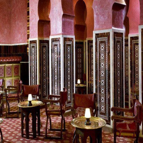 Circuito árabe y masaje en pareja - Cádiz