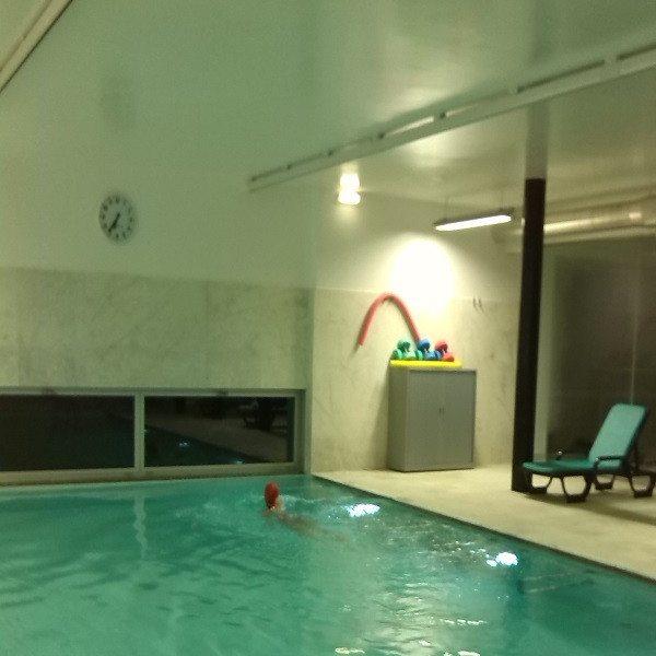 Circuito de hidroterapia para dos - Zamora