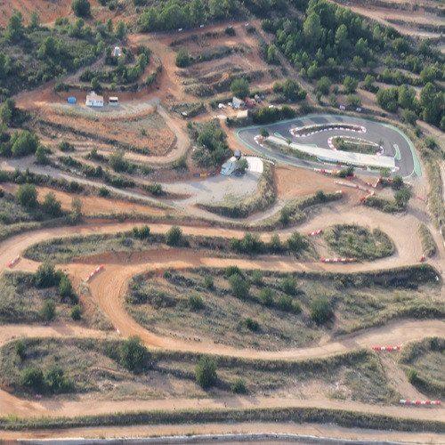 Circuito de Rally Kart Cross - Castellón