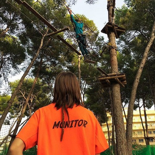 Circuito Multiaventura - Tarragona