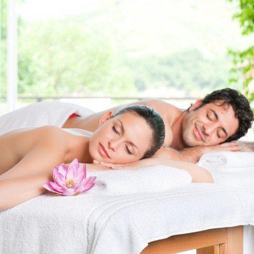Circuito termal y masaje en pareja - Madrid